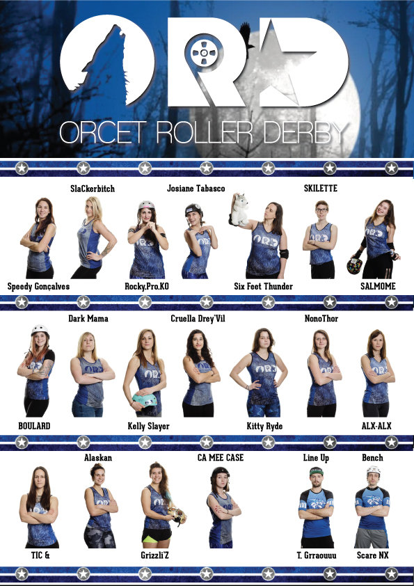 Roster-ord